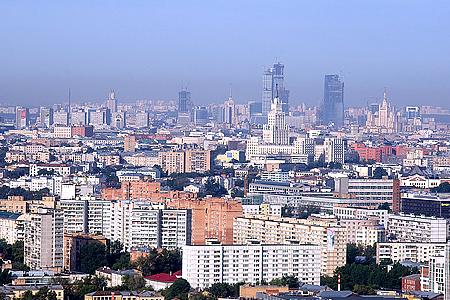 недвижимость Москвы