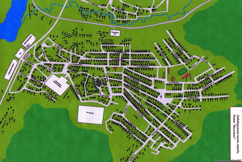 План города усть илимска фото 203-969