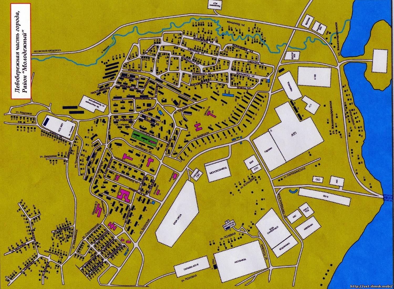План города усть илимска фото 203-568